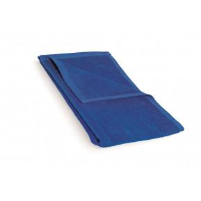 Frottier Seiftuch 30 x 30 cm - blau
