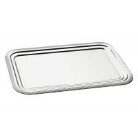 APS Partyplatte -CLASSIC- 41 x 31 cm, Metall