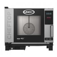 UNOX Kombidämpfer Cheftop Mindmaps 5 x GN 1/1 ONE Elektro inkl. Aufstellpauschale