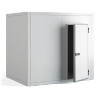 Tiefkühlzelle PROFI 100 mm Wandstärke - 2430 x 2430 x 2200 mm