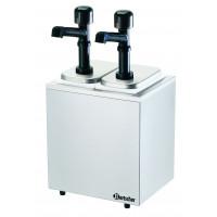 Bartscher Pumpstation 2 Pumpen 2x3,3L