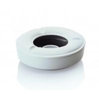 Windascher - Melamin - 12,5cm - weiß