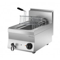 Bartscher Elektro-Fritteuse 650 Snack 10L - Tischgerät
