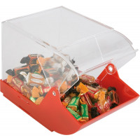 APS Universalbox, rot 230 x 145 mm, H: 155 mm