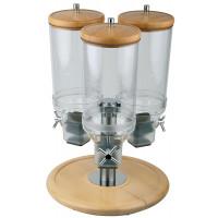 APS Cerialienspender -Rotation-  ca. Ø 38 cm, Höhe 54 cm