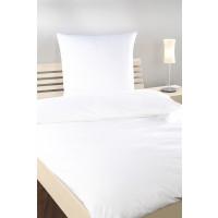 Kopfkissenbezug TB 26 / G11, 100% Baumwolle, mit Hotelverschluss, weiß, 80 x 60 cm + 20 cm HV