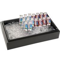 APS Eisbox -FRAMES- Wenge, 53 x 32,5 x H: 12,5 cm
