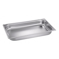 Blanco Edelstahl Gastronorm-Behälter GN 1/1 - 55 mm, Inhalt: 7,2 Liter