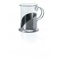 Teeglas mit Halter neutral, 0.2 Liter