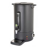 Heißgetränkekocher, Mattschwarz 18 Liter