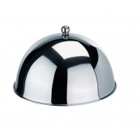 Teller-Speiseglocke, Durchmesser: 25cm, Höhe 15cm