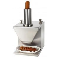Currywurstschneider elektrisch 48mm, 230x185x(H)325mm | Vorbereitungsgeräte/Currywurstschneider