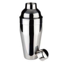 "APS Shaker ""CLASSIC"" - Edelstahl hochglanz Silber groß"