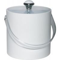 APS Eiseimer -WEISS- Ø 15 cm, H: 15 cm, 1,5 Liter