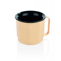Thermo-Tasse Inhalt 0,25 Liter, ohne Deckel