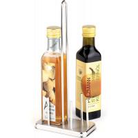 APS Ständer f. Essig- u.Ölflaschen 13 x 7 cm, H: 30 cm