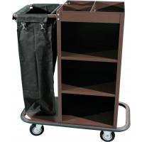 Zimmerservicewagen inkl. Wäschesäcke - mit 1 Wäschesack