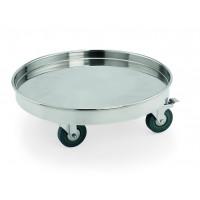 Rolli / Rollwagen für Abfallbehälter, Durchmesser 42cm