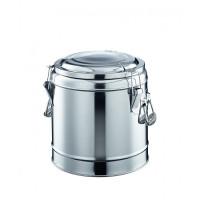 Thermo-Speisenbehälter mit Fallgriffen, 20 ltr.