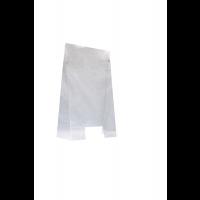 Spuckschutz aus Acryl 60 x 28 cm, H:99 cm, Öffnung: 25 x 12 cm