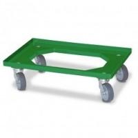 Transportroller grün | Lager & Transport/Servier- & Transportwagen/Transportroller
