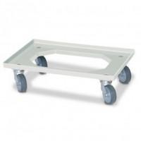 Transportroller weiß | Lager & Transport/Servier- & Transportwagen/Transportroller