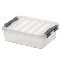 Klarsichtbehälter mit Deckel 200x150 mm -  60 mm | Lager & Transport/Lagerausstattung/Lager- & Transportbehälter
