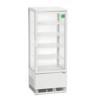 Mini-Kühlvitrine 98L front