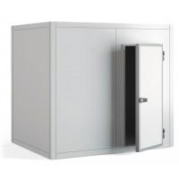 Kühlzelle PROFI 80 mm Wandstärke 2590 x 2590 x 2160 mm