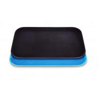 Tablett PP, GN 1/1, rutschfest, blau