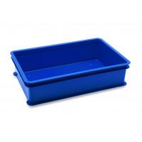 Stapelkasten für Teigwaren, blau