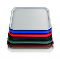 Tablett PP, 45,5x35,5cm, braun