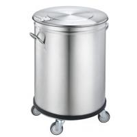 Abfallbehälter 50 Liter -Basic
