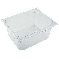APS GN 1/2 Polycarbonat Behälter 32,5 x 26,5 cm, Tiefe: 100 mm