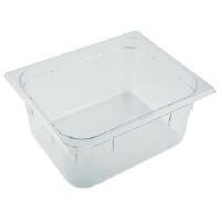 APS GN 1/2 Polycarbonat Behälter 32,5 x 26,5 cm, Tiefe: 150 mm
