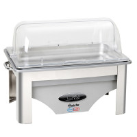 "Chafing Dish 1/1 GN, lack. Stahlblech ""COOL + HOT"""