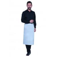 Bistroschürze Basic 100 x 75 cm, weiß