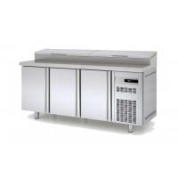 Belegstation PROFI 200 - EN 600 x 400 | Kühltechnik/Kühltische/Belegstationen