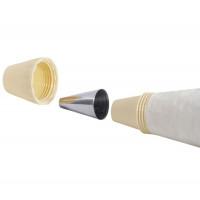 Spritztüllenadapter mit Schraubverschluss