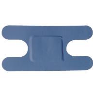 Sans Marque Pflaster für Knöchel blau - 50 Stück