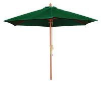 Sonnenschirm Bolero rund grün 2,5 meter