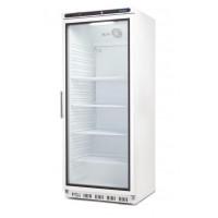 Kühlschrank Polar 600L mit Glastür