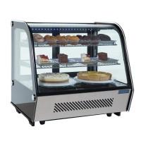 Kühlvitrine Polar 120L schwarz | Kühltechnik/Kühlvitrinen/Tischkühlvitrinen
