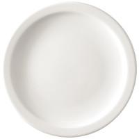 Athena Hotelware Teller mit schmalem Rand 22,6 cm