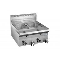 Gasfritteuse Dexion Serie 65 - 60/65 - Tischgerät
