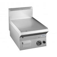Gasgrillplatte Dexion Serie 65 - 40/65 glatt, verchromt - Tischgerät