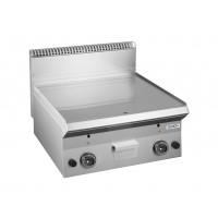 Gasgrillplatte Dexion Serie 60/65 glatt, verchromt - Tischgerät