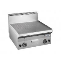 Gasgrillplatte Dexion Serie 65 - 60/65 gerillt - Tischgerät