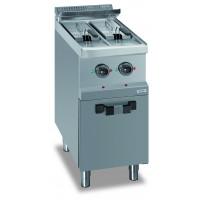 Elektrofritteuse Dexion Serie 77 - 40/70 7+7 Liter|Kochtechnik/Fritteusen/Elektro-Fritteusen