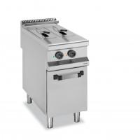 Elektrofritteuse Dexion Serie 77 - 40/90 8+8 Liter